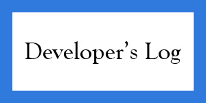 Introducing the Developer's Log