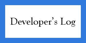 Introducing the Developer's Log